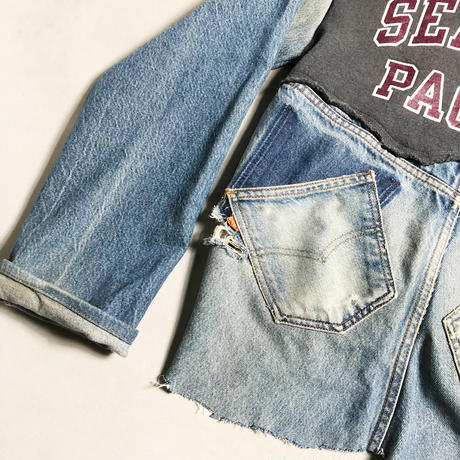 LEVI'S&CHAMPION REMAKE P.O.