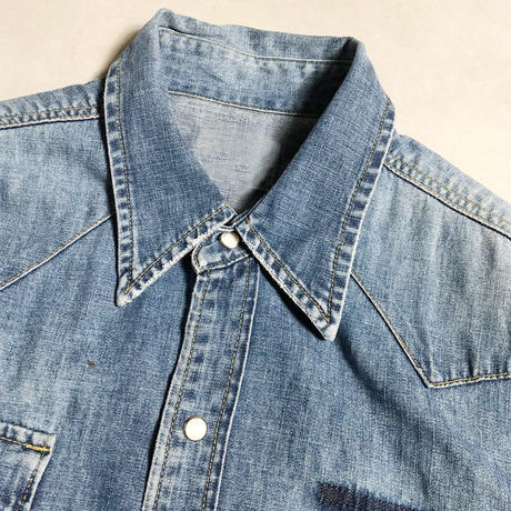 REMAKE DENIM SHIRTS