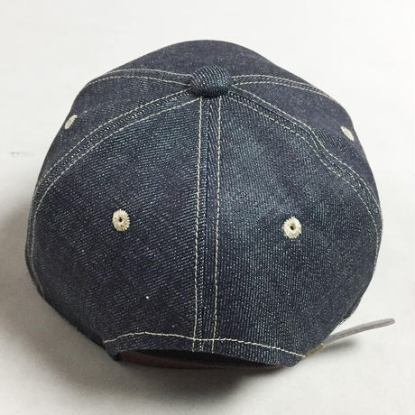 DENIM WORK CAP