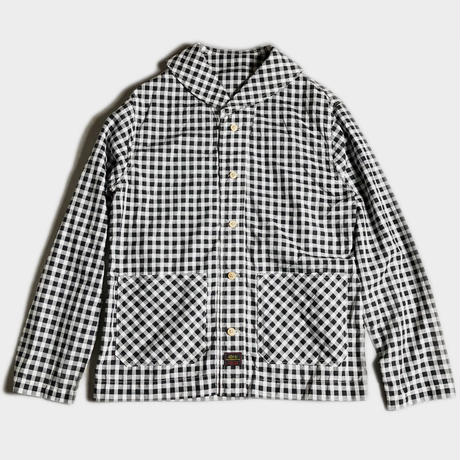 SHAWL COLLAR SHIRT JKT