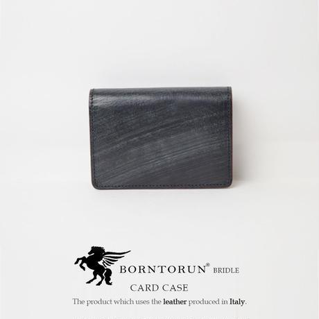BORNTORUN  BRIDLE  ブライドル名刺ケース イタリアYANKEE社