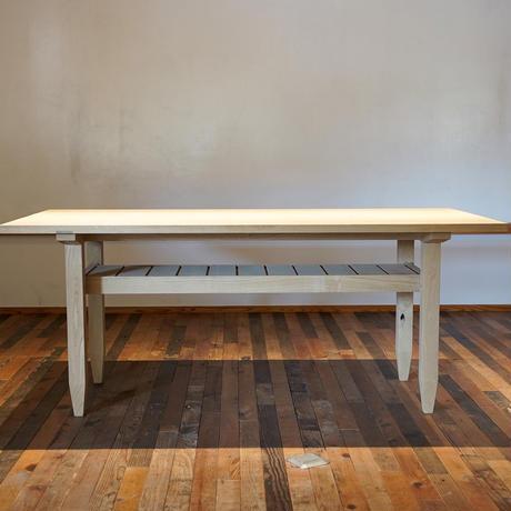 Agura dining table 栗
