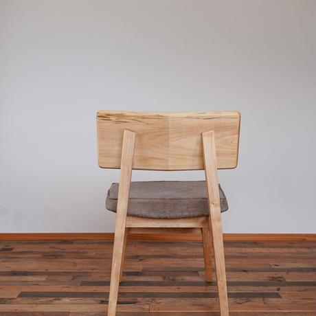 Agura chair  M 柿渋グレー