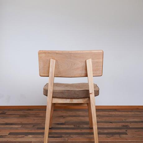 Agura chair M 柿渋ブラウン