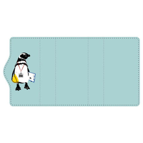 [キーケース] STAFF Penguin