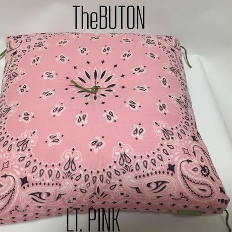 TheBUTON BANDANA LT.PINK