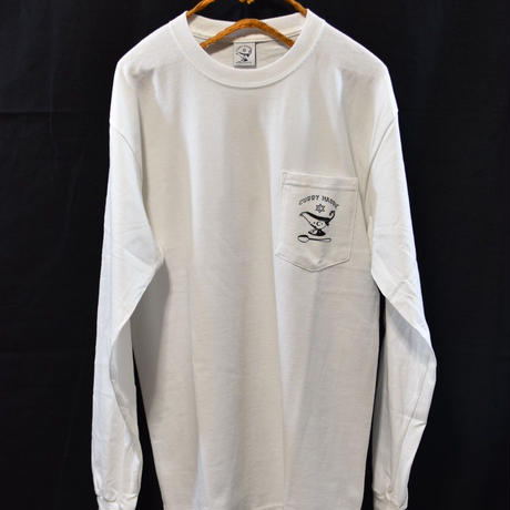 """OFF THE SPICE"" L/S TEE"