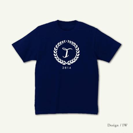半袖Tシャツ / ネイビー
