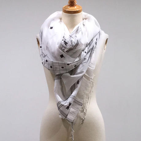 Khadi  and Co (カディーアンドコー) 手織りストール