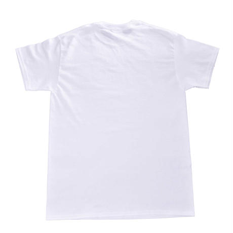 GO NAKED Tee | White