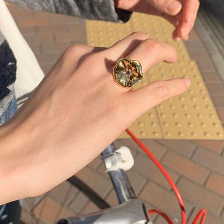 Petunia Ring (amethyst)