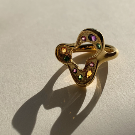 Floral Ring (multicolor)