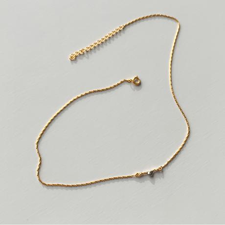 Tiny Drop Necklace