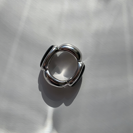 Division Ring ー 4 parts ver. (onyx)