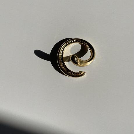 Leaf Ring (K23GP)