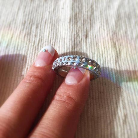 Lucky Sparkle ring