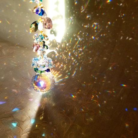 【オーダー】明日の光になる魔法のサンキャッチャー