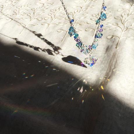 【オーダー】心を開く魔法のサンキャッチャー・ネックレス
