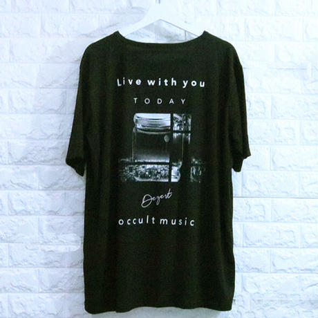 TODAY( Live with you)オリジナルカットソー