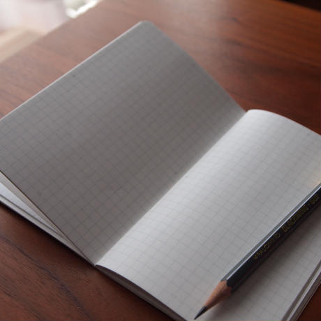 限定版ダイアログノート「カモフラージュ」(3冊セット)|DN001(方眼)