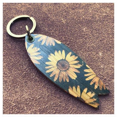 Sunflower キータグ