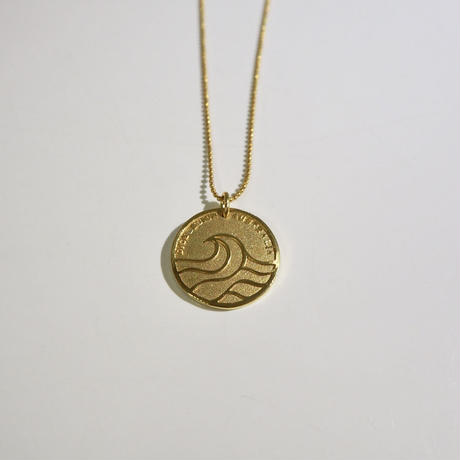 Nature Coin ネックレス [K18GP]
