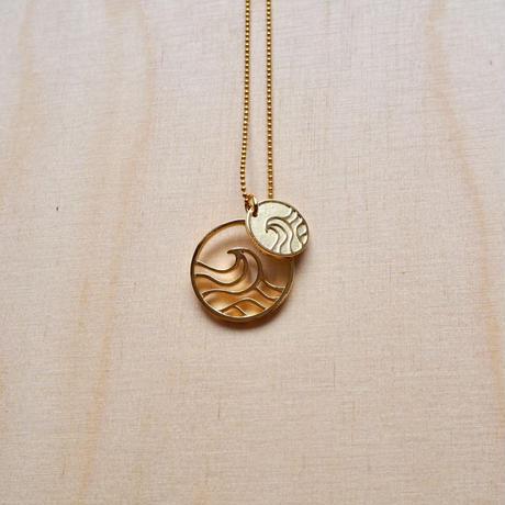 Nature Mini & Wave Coin [K10]