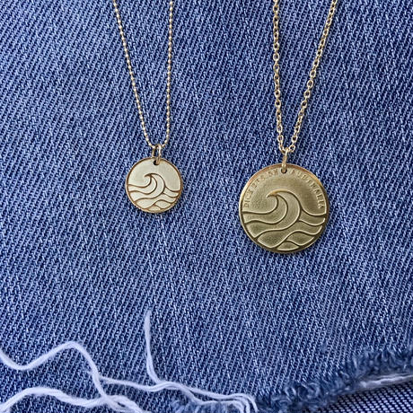 Nature Coin トップ [K18]