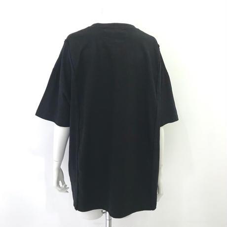 00○○ ペイントワイドTシャツ /2007-142