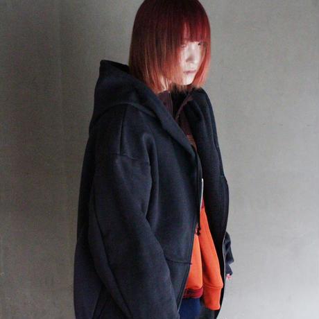 00○○ コットンボアフォールパーカー NAVY / 2010-203