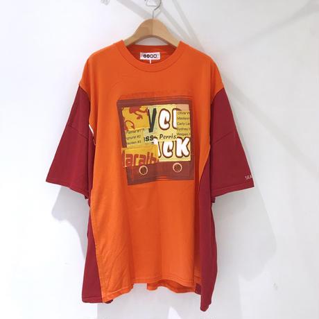 00○○  3000着記念価格 ワイドTシャツ /1908-107