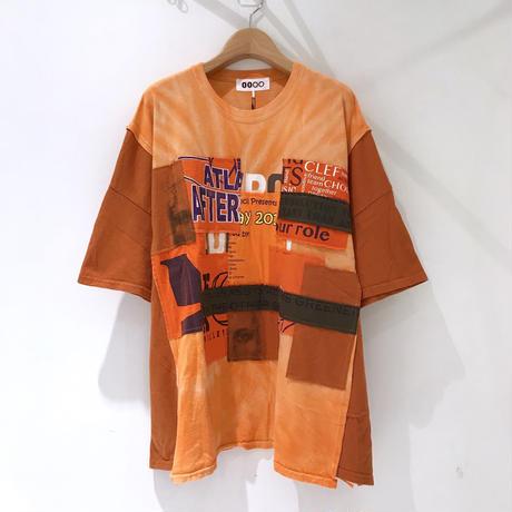 00○○ ワイドTシャツ /1907-109