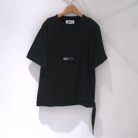 00○○ 縮小Tシャツ /1906-397 BLACK
