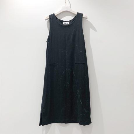 00○○ ペイントサロペットスカート /1907-252.