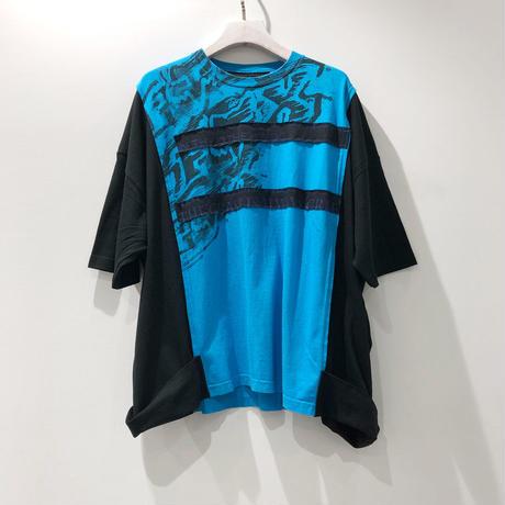 00○○  3000着記念価格 ワイドTシャツ /1908-122.