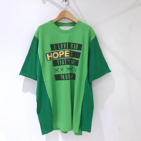 00○○  3000着記念価格 ワイドTシャツ /1908-117