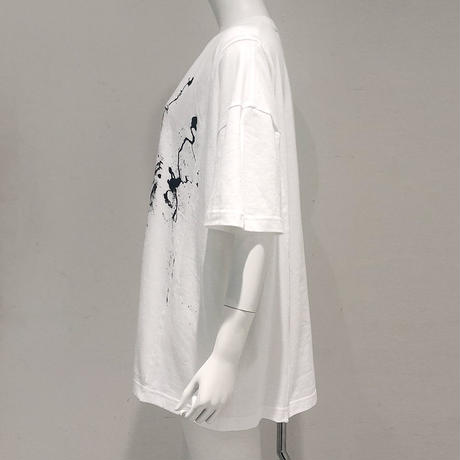 00○○ ペイントワイドTシャツ /2007-122.
