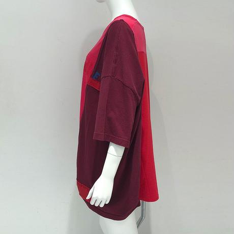 00○○×diddlediddle ワイドプリントTシャツ /2008-31.