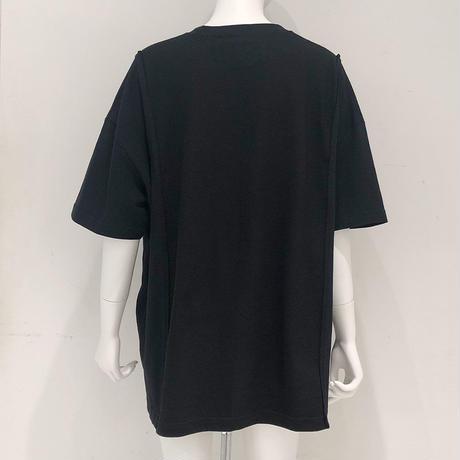 00○○ ペイントワイドTシャツ /2007-145.
