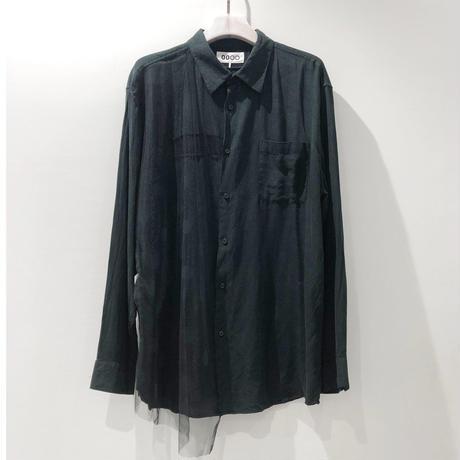 00○○ ドットチュールシャツ /1908-57.