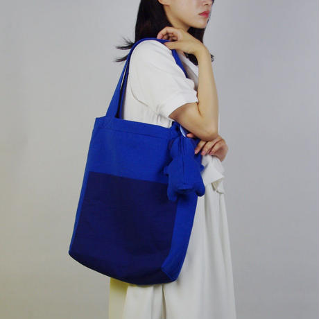 EVERY DAY TOTE BAG / 55 BLUE