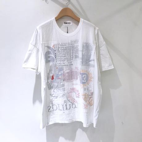 00○○ ワイドTシャツ /1906-55