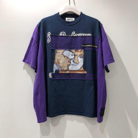00○○  3000着記念価格 ワイドTシャツ /1908-132.