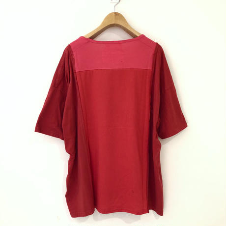 00○○×diddlediddle ワイドプリントTシャツ /2008-30