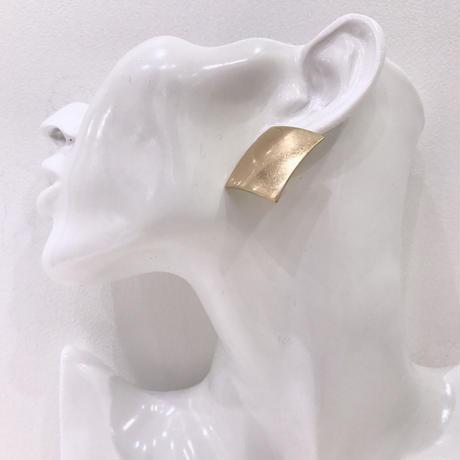 design plate pierce  / 01 #GOLD ※代引不可