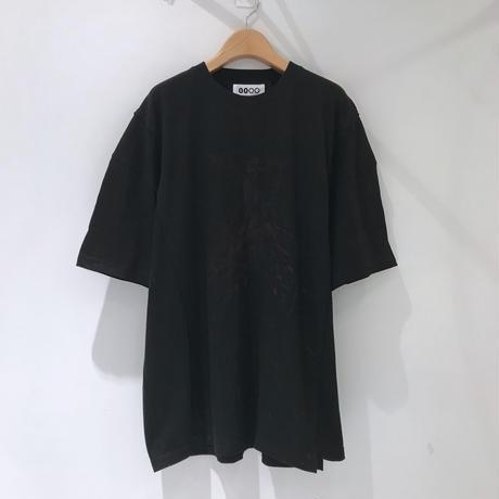 00○○ ペイントワイドTシャツ /1908-06