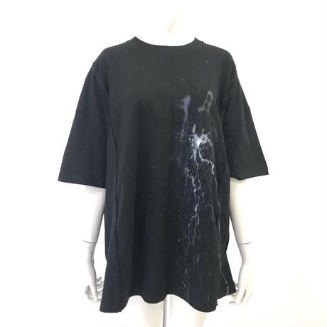 00○○ ペイントワイドTシャツ /2007-144