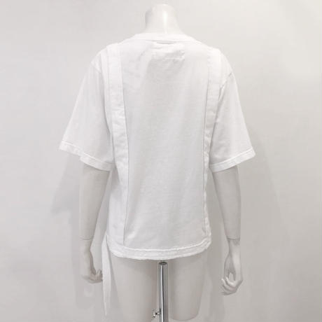 00○○ 縮小Tシャツ /1906-397 WHITE