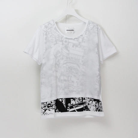 CONCEAL T-SHIRTS / 19 BLACK