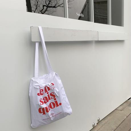 """"""" Je ne sais quoi """" eco bag"""